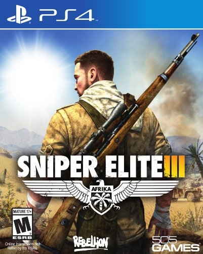 Games Sniper Elite III  Playstation 4 Standard Edition