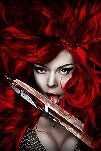 Red Sonja c.2009 - style B Poster Print (27.94 x 43.18 cm)