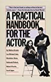 img - for A Practical Handbook for the Actor book / textbook / text book