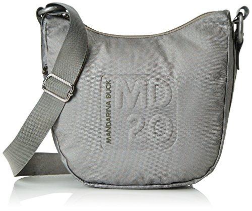 mandarina-duckmd20-tracolla-grey-borsa-a-tracolla-donna-grigio-grau-grey-007-31x12x28-cm-b-x-h-x-t