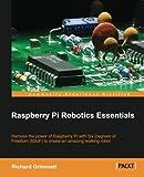 img - for Raspberry Pi Robotics Essentials book / textbook / text book