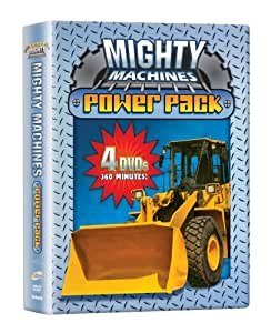 Mighty Machines: Power Pack