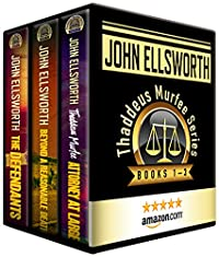 Thaddeus Murfee Box Set Books 1-3 by John Ellsworth ebook deal