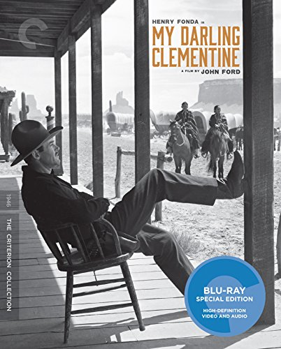 Blu-ray : My Darling Clementine (Criterion Collection) (Blu-ray)