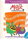 img - for The Music Connection, Book 2, Part 1, Teacher Edition book / textbook / text book