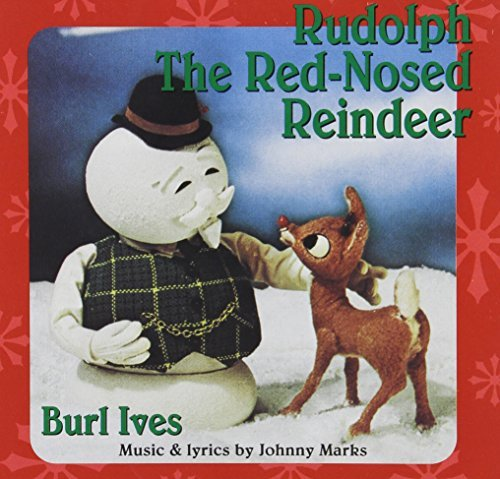 Burl Ives - Rudolph The Red-Nosed Reindeer By Burl Ives (1995-06-01) - Zortam Music