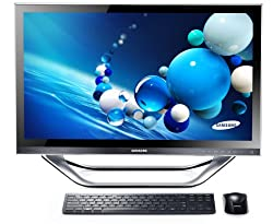 Samsung 700A7D 27 inch All-in-One Desktop PC (Black) - (Intel Core i5 3470T 2.90GHz Processor, 6GB RAM, 1TB HDD, Blu-ray, TV Card, LAN, WLAN, BT, Webcam, AMD Radeon Graphics, Windows 8)