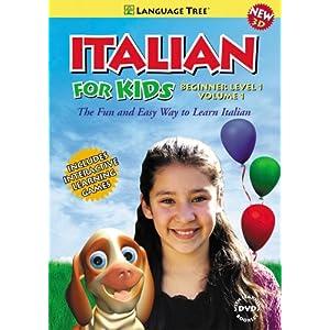 Italian for Kids: Learn Italian Beginner Level 1 Vol. 1 movie