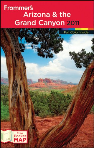 Frommer's Arizona and the Grand Canyon 2011 (Frommer's Color Complete)