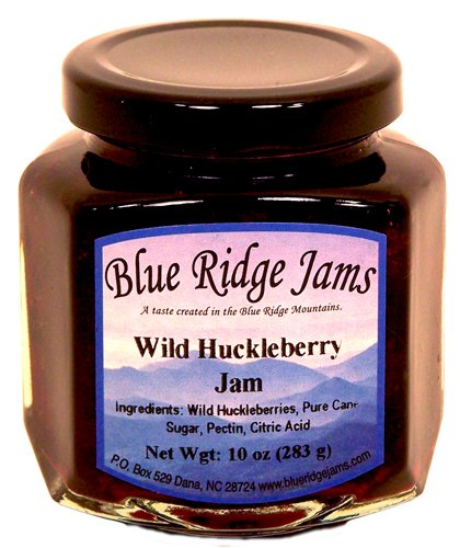 Blue Ridge Jams: Wild Huckleberry Jam, Set of