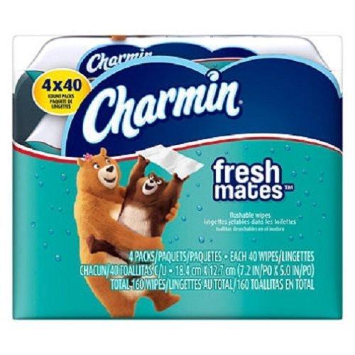 charmin-freshmates-flushable-wet-wipes-4pk-40ct-refills-by-megadeal