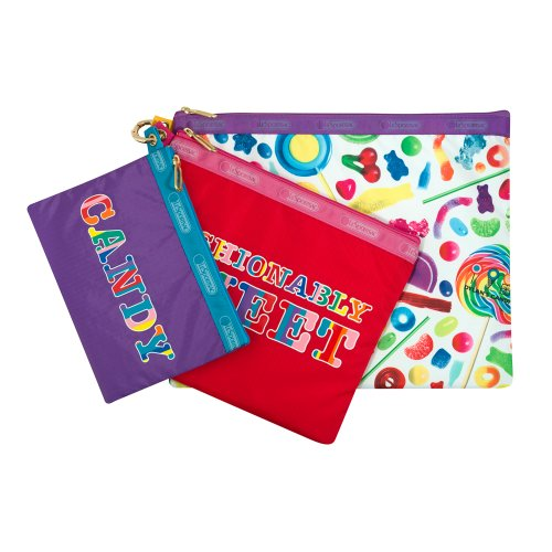 Dylan's Candy Bar LeSportsac Candy Trio Set