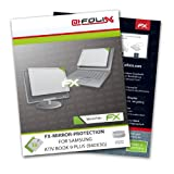 AtFoliX FX-Mirror screen-protector for Samsung Ativ Book 9 Plus 940X3G - Fully mirrored screen protection!