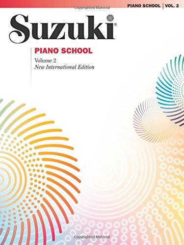 Suzuki Piano School 2 New International Edition Buch: New International Editions