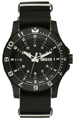 Traser P 6600 Men's Military Type 6 MIL-G Watch