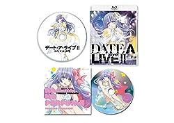 デート・ア・ライブII第3巻 [Blu-ray] (2014)