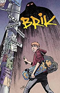 Book Cover: Brik TPB