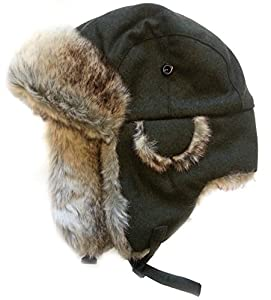 Chaos Dylon Trapper Hat, One Size, H Green