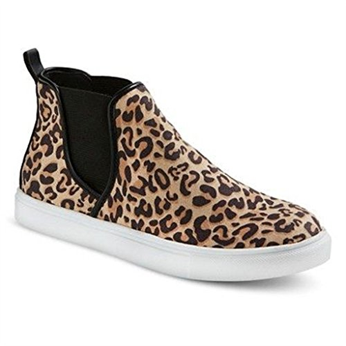 Mossimo Adelaide Leopard Sneakers