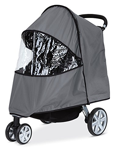 Britax-B-Agile-3-and-4-Rain-Cover