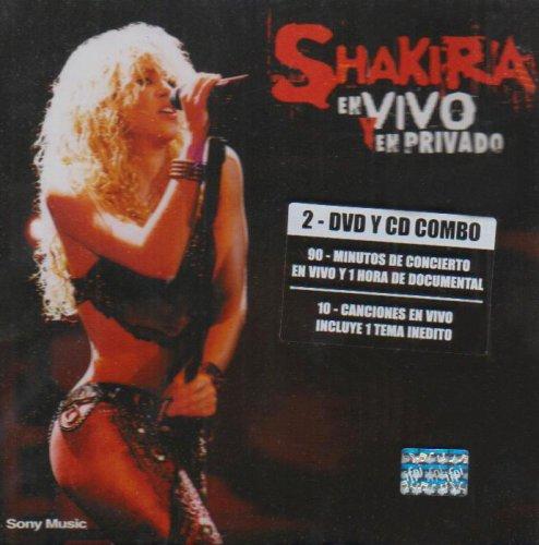 Shakira - En Vivo Y En Privado - Zortam Music
