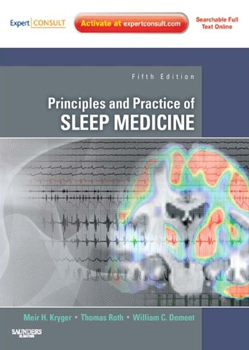 Principles And Practice Of Sleep Medicine: Expert Consult Premium Edition - Enhanced Online Features (Principles & Practice Of Sleep Medicine (Kryger)) front-103856