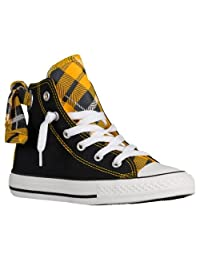 Converse CT Bow Back Hi Black/Yellow Kids