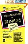 Lotus Notes R5 for Dummies Quick Refe...