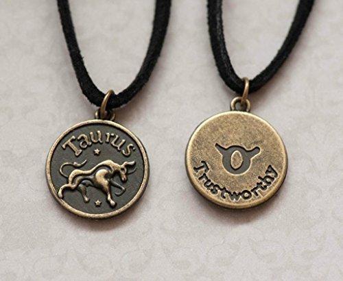 cws-12-constellation-zodiac-bronze-cooper-pedant-necklace-adjustable-constellation-name-taurus