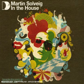 Martin Solveig - In the House [Vinyl LP] - Zortam Music
