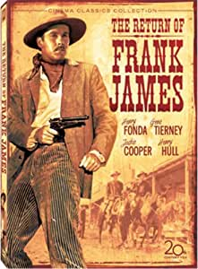 The Return of Frank James (Bilingual) [Import]