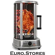 OneConcept Kebab Master Pro Vertical Grill 1500W Skewer