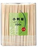 大和物産 白樺小判箸 こだち 100膳