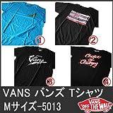 (バンズ)VANS 半袖T Mサイズ-B 5013