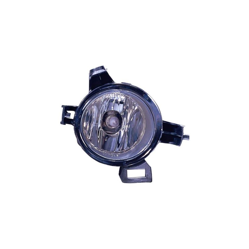 OE Replacement Nissan/Datsun Altima/Quest Van Passenger Side Fog Light Assembly (Partslink Number NI2593118)