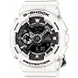 CASIO G-Shock S Series Unisex White Watch GMAS110F-7A