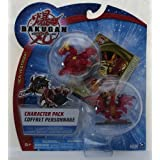 "Bakugan Battle Brawlers Character Pack - Gorem- "" NOT Randomly Picked"", Shown As In The Picture! ~ Spin Master"