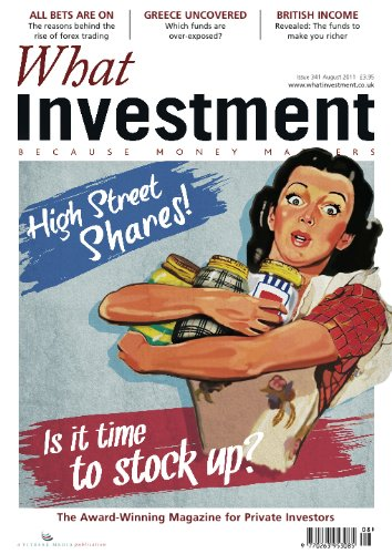 What Investment - August 2011 (What Investment Magazine)