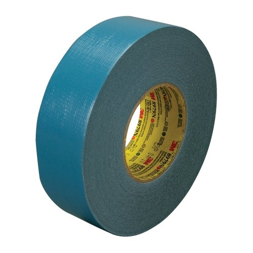 3M 8979 Performance Plus 72-Millimeter-By-54.8-Meter Duct Tape, Slate Blue