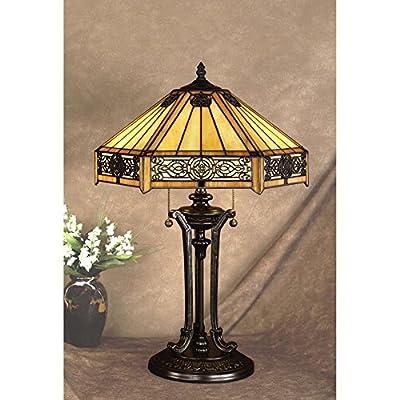Quoizel Indus TF6669VB Tiffany Lamp