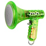 Kangaroos Multi Voice Changer (6.5-Inch, Colors Vary; Blue, Green, Red, Yellow or Orange)