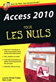 img - for Access 2010 pour les nuls (French Edition) book / textbook / text book
