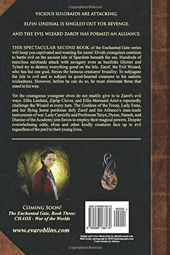 Enchanted Gate Book Two Conquest of the Hidden VAlley: Volume 2 (Book 2)