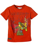 LEGO Wear T-shirt  Col ras du cou Manches courtes Garçon