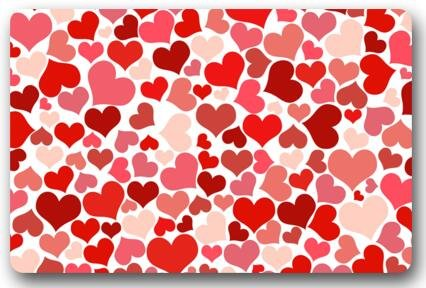 Valentines Day Hearts Doormats Valentine S Day Wikii