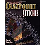 Treasury Of Crazyquilt Stitches ~ Carole Samples