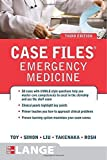 img - for Case Files Emergency Medicine, Third Edition (LANGE Case Files) 3rd by Toy, Eugene, Simon, Barry, Takenaka, Kay, Liu, Terrence, Ros (2012) Paperback book / textbook / text book