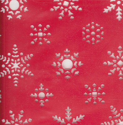 Impression Mat-Snowflake Lace: 1 Count