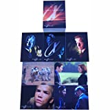 X Files Movie Fight The Future Trading Cards Base Set