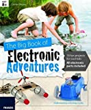 FRANZIS The Big Book of Design: Electronic Adventures: 18 Fun Projects for Cool Kids